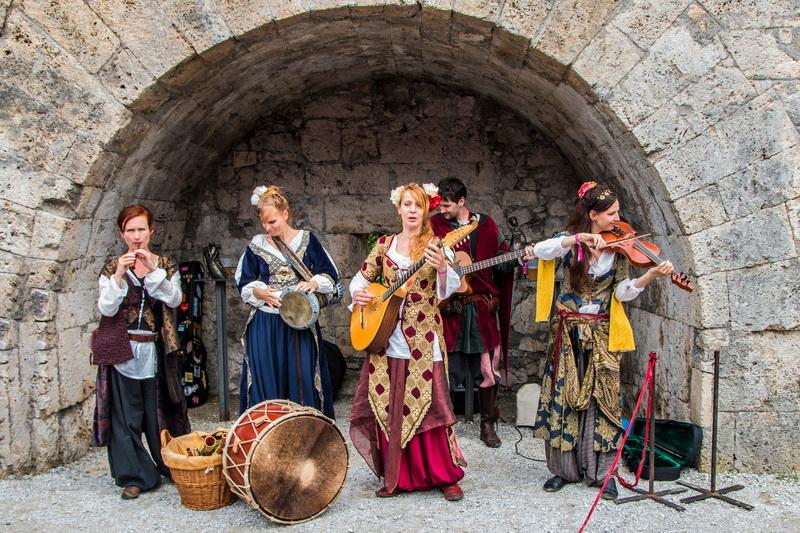 Ritterfest in Kufstein